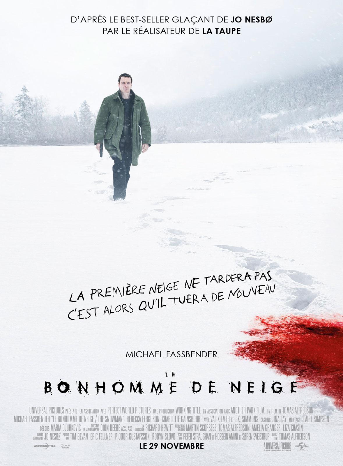 Image du film Le Bonhomme de neige