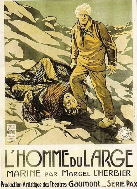 868942ec2732 L Homme du large - film 1920 - AlloCiné