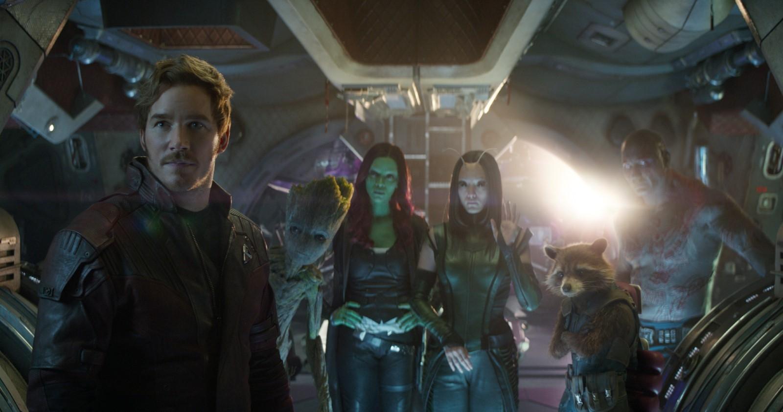 Streaming Vengadores: Infinity War