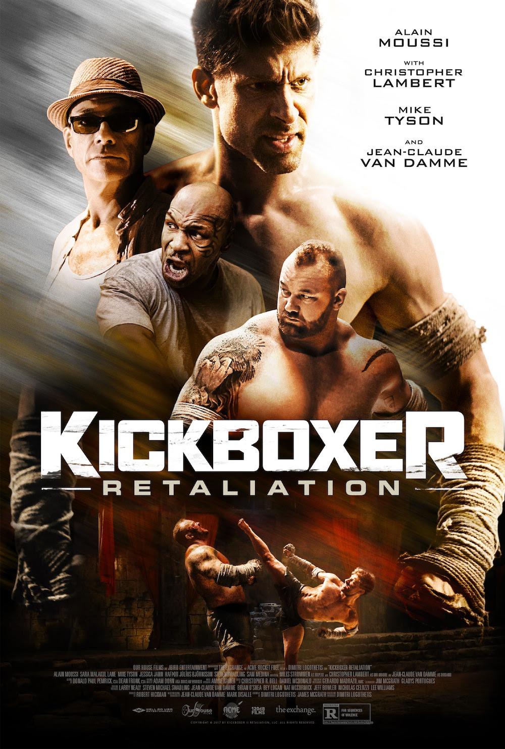 Kickboxer : l'héritage streaming