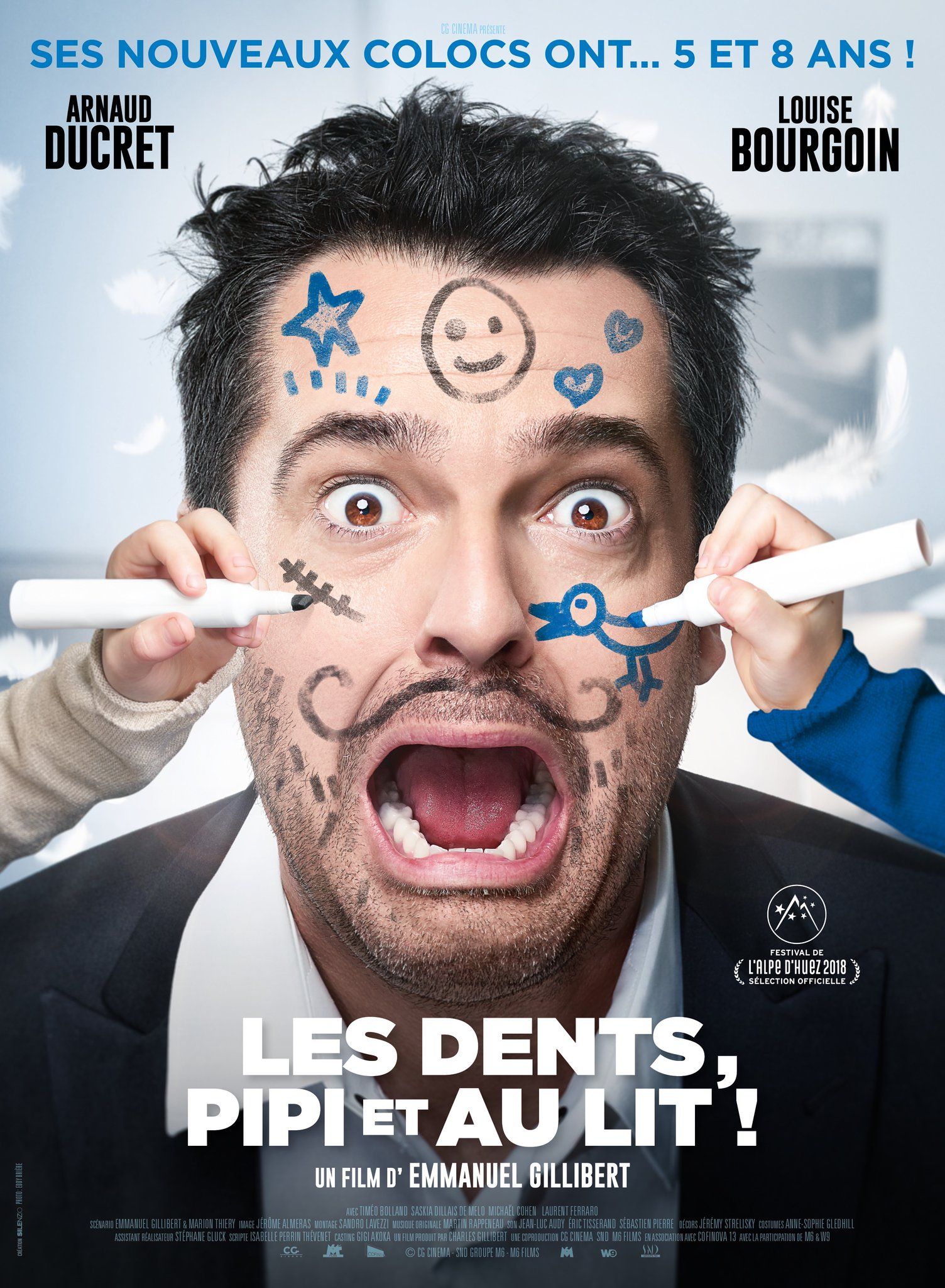 Les dents, pipi et au lit streaming