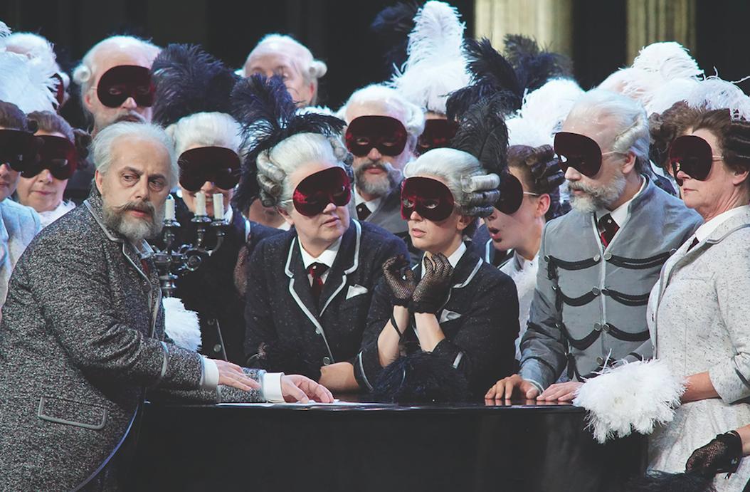 La Dame de Pique (Royal Opera House)