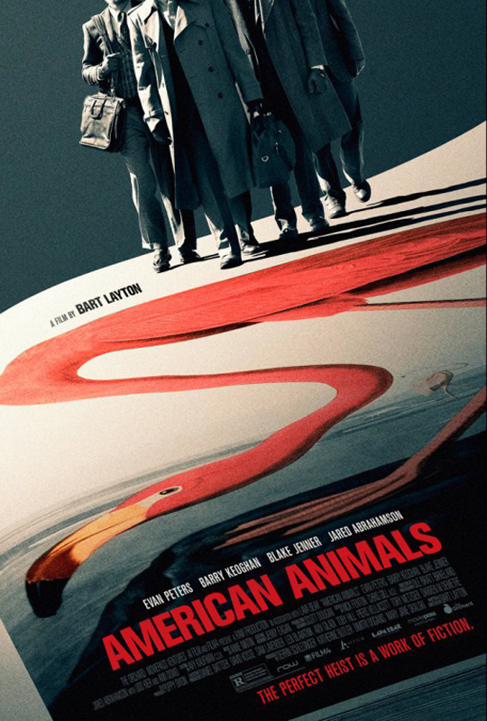 American animals Qualité BDRIP | English