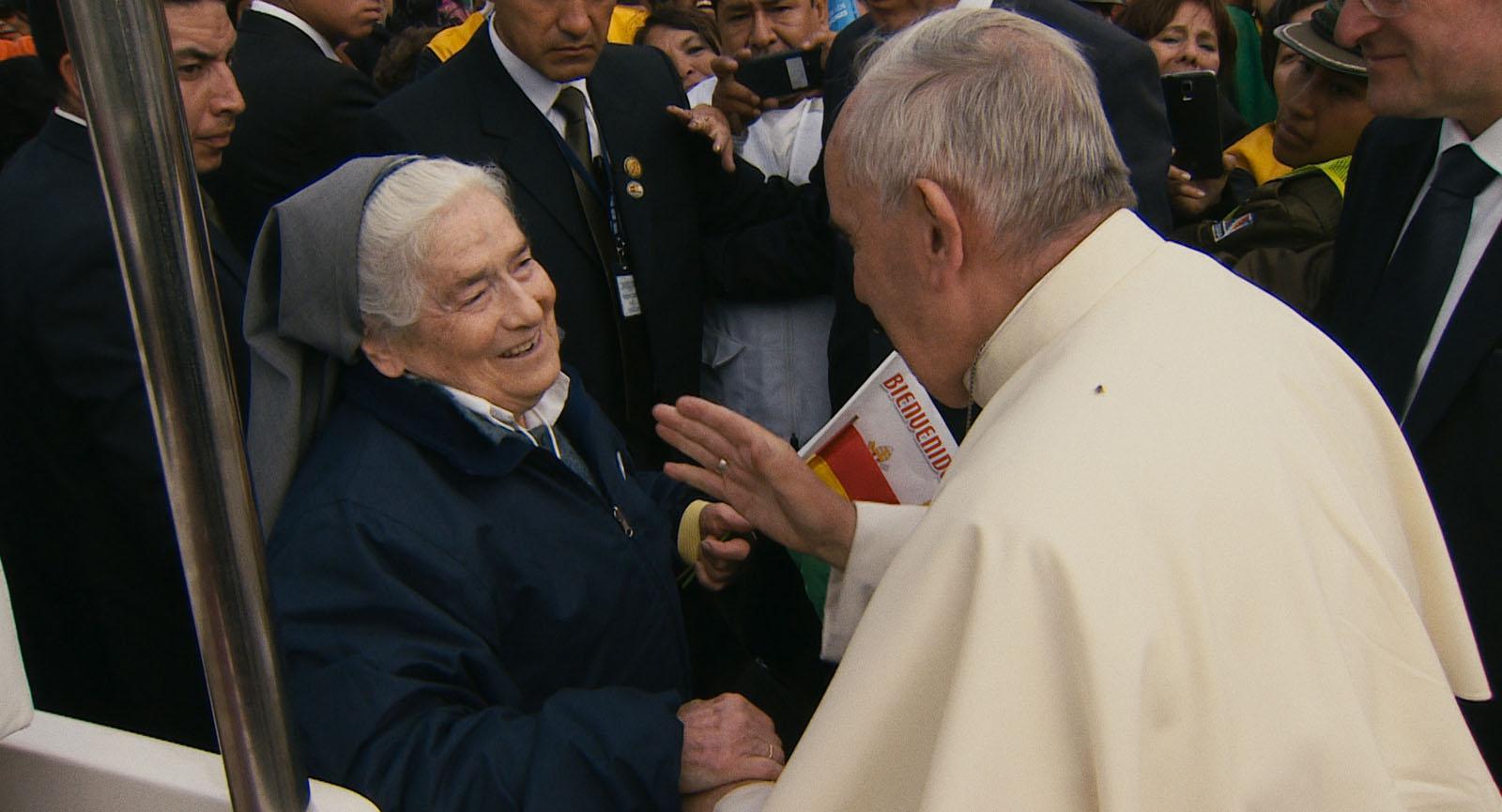 Le Pape François - Un homme de parole DVDRip VF