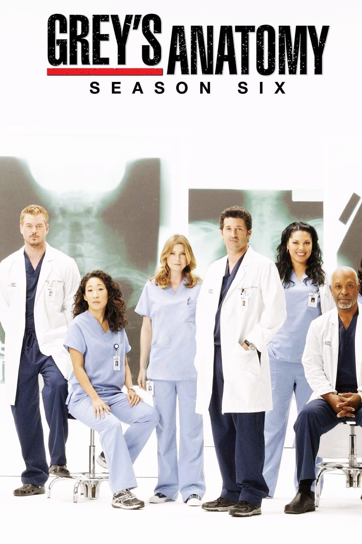 Grey\'s Anatomy Saison 6 - AlloCiné