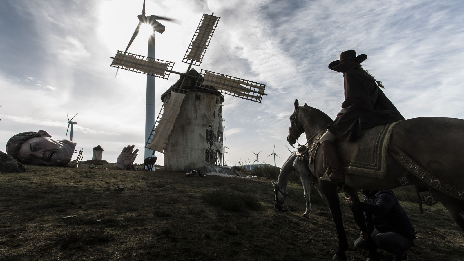L'Homme qui tua Don Quichotte