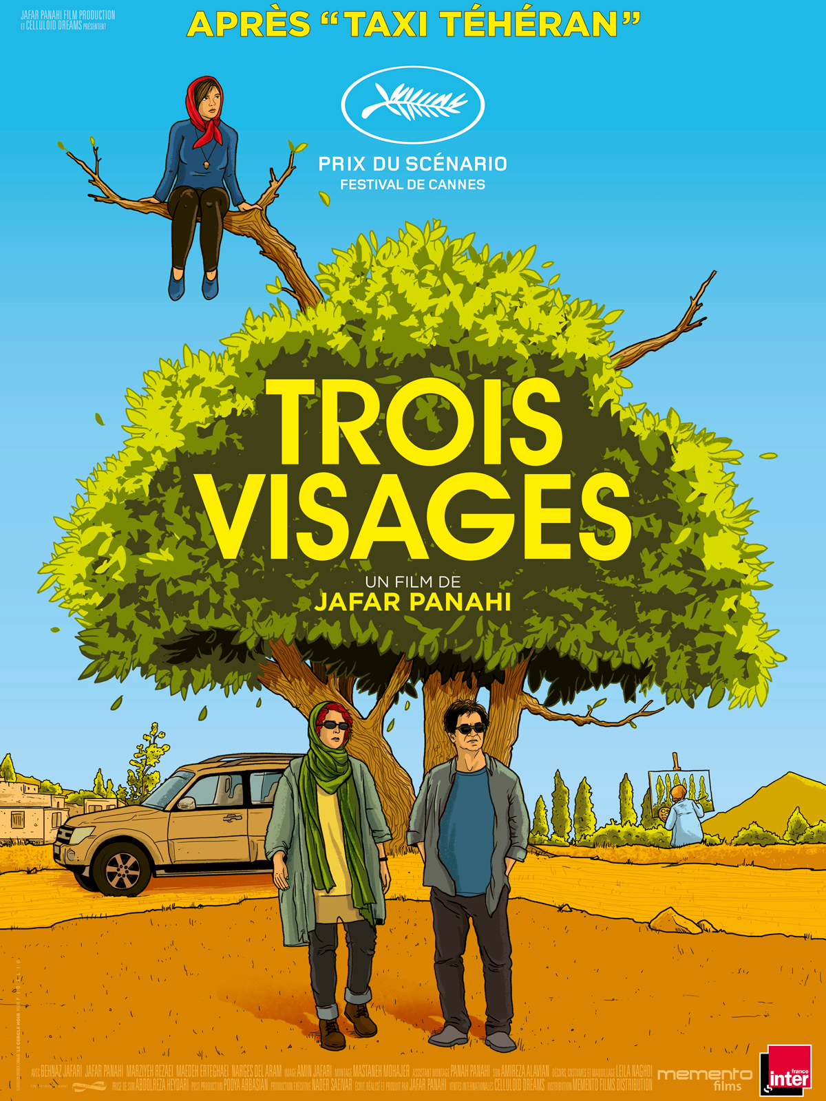 Trois visages streaming