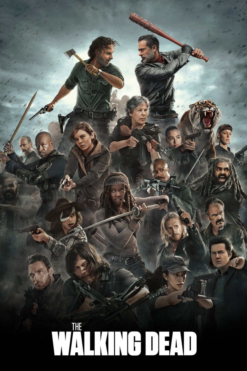 The Walking Dead - Saison 10 Qualité Webrip | VOSTFR
