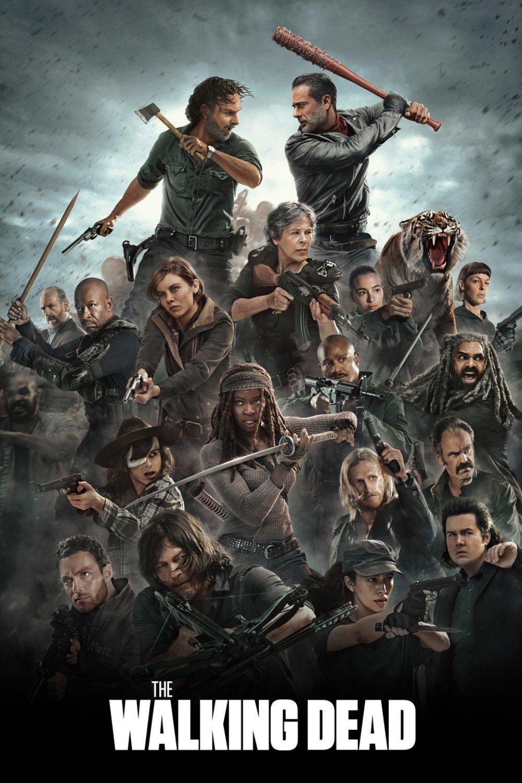 The Walking Dead - Saison 10 Qualité Webrip | VOSTFR