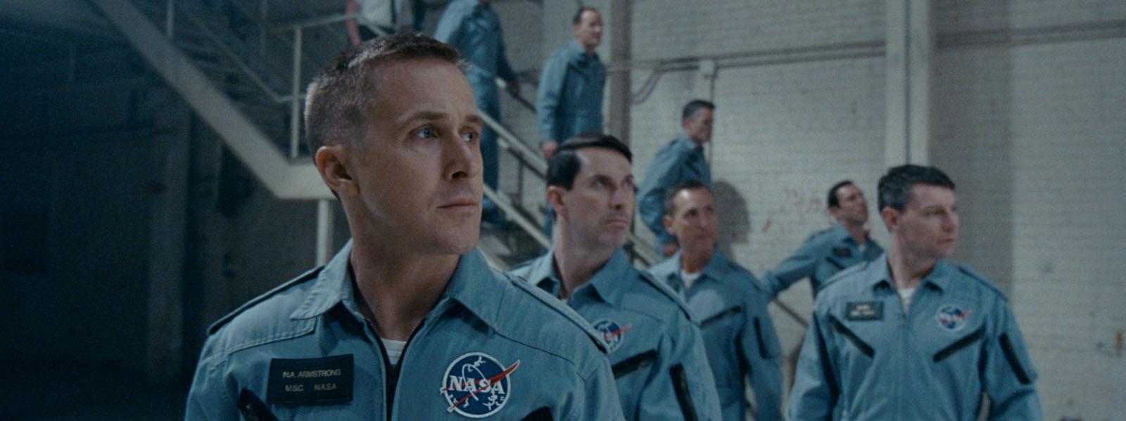 First Man - le premier homme sur la Lune DVDRip Télécharger