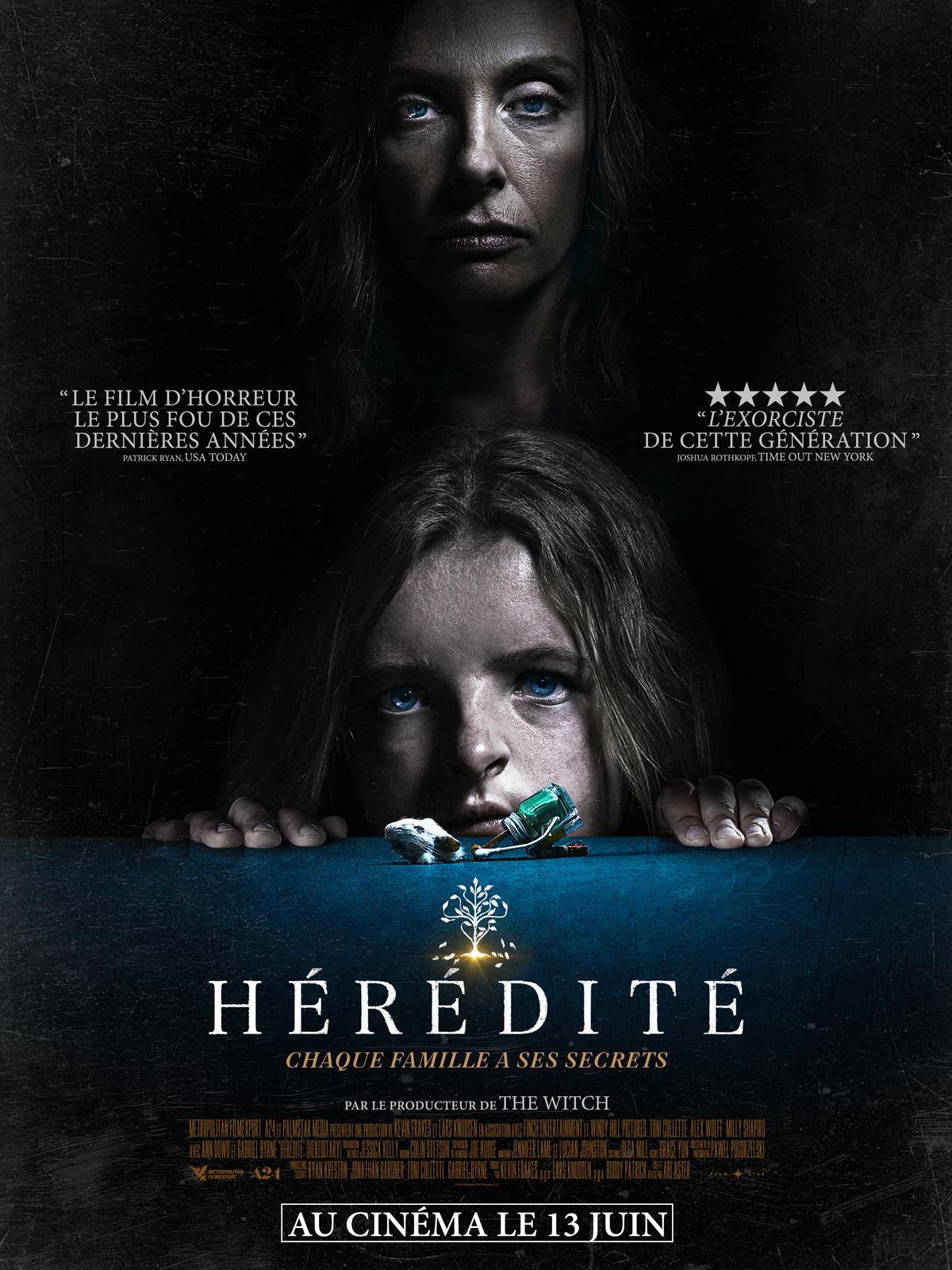 Hérédité - film 2018