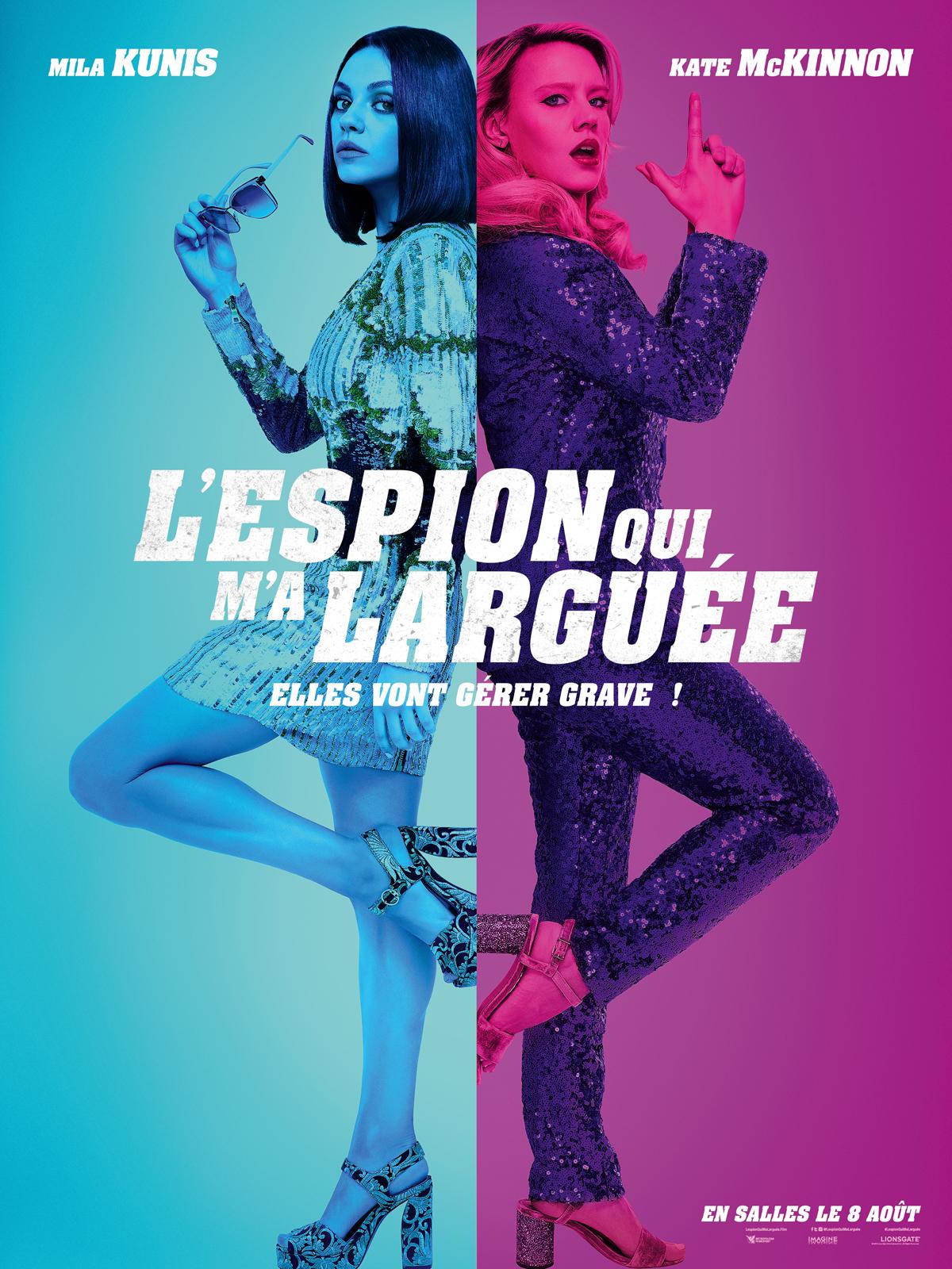 Image du film L'Espion qui m'a larguée