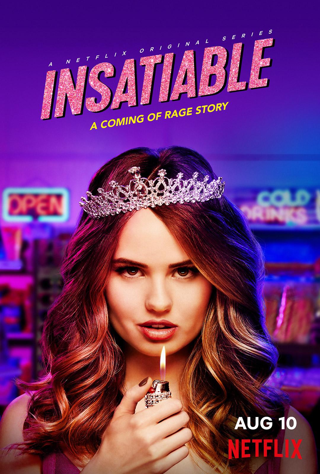 2 - Insatiable