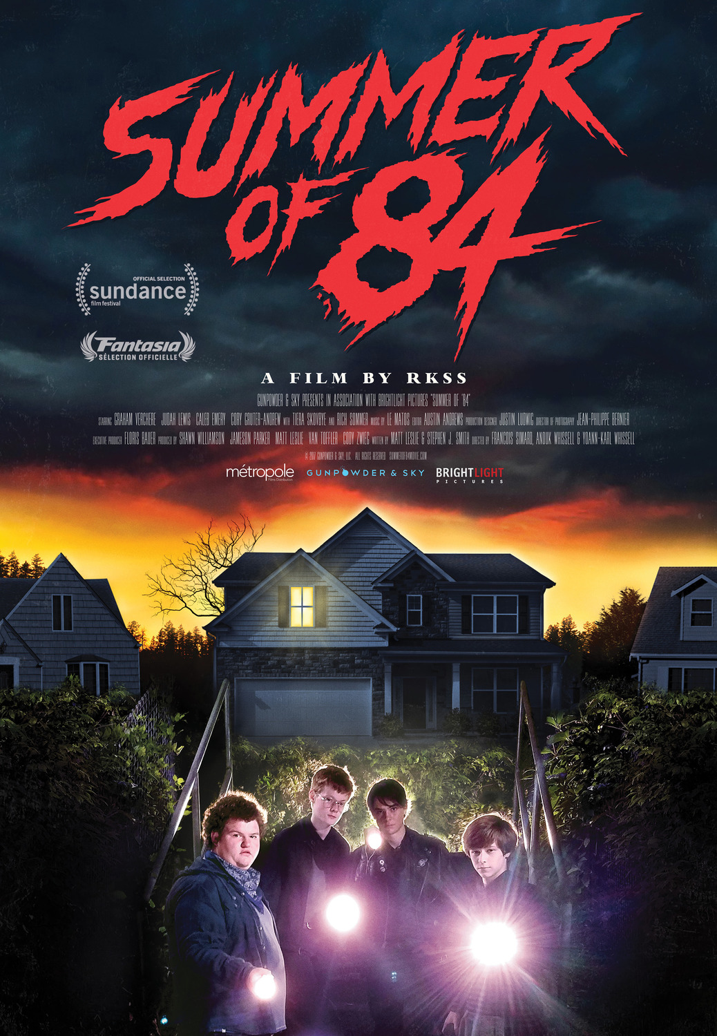 Summer of '84 FRENCH HDRip
