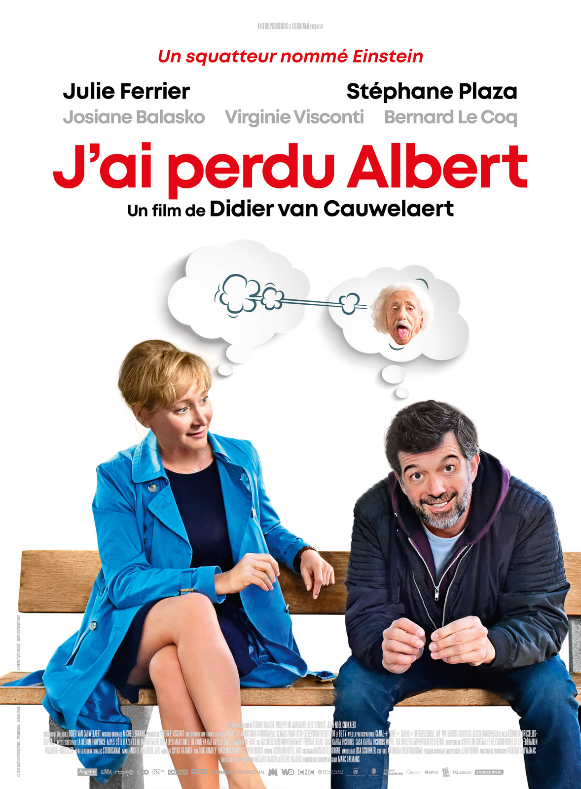 J'ai perdu Albert - film 2018 streaming