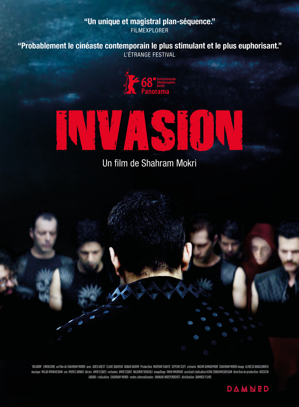 Invasion streaming