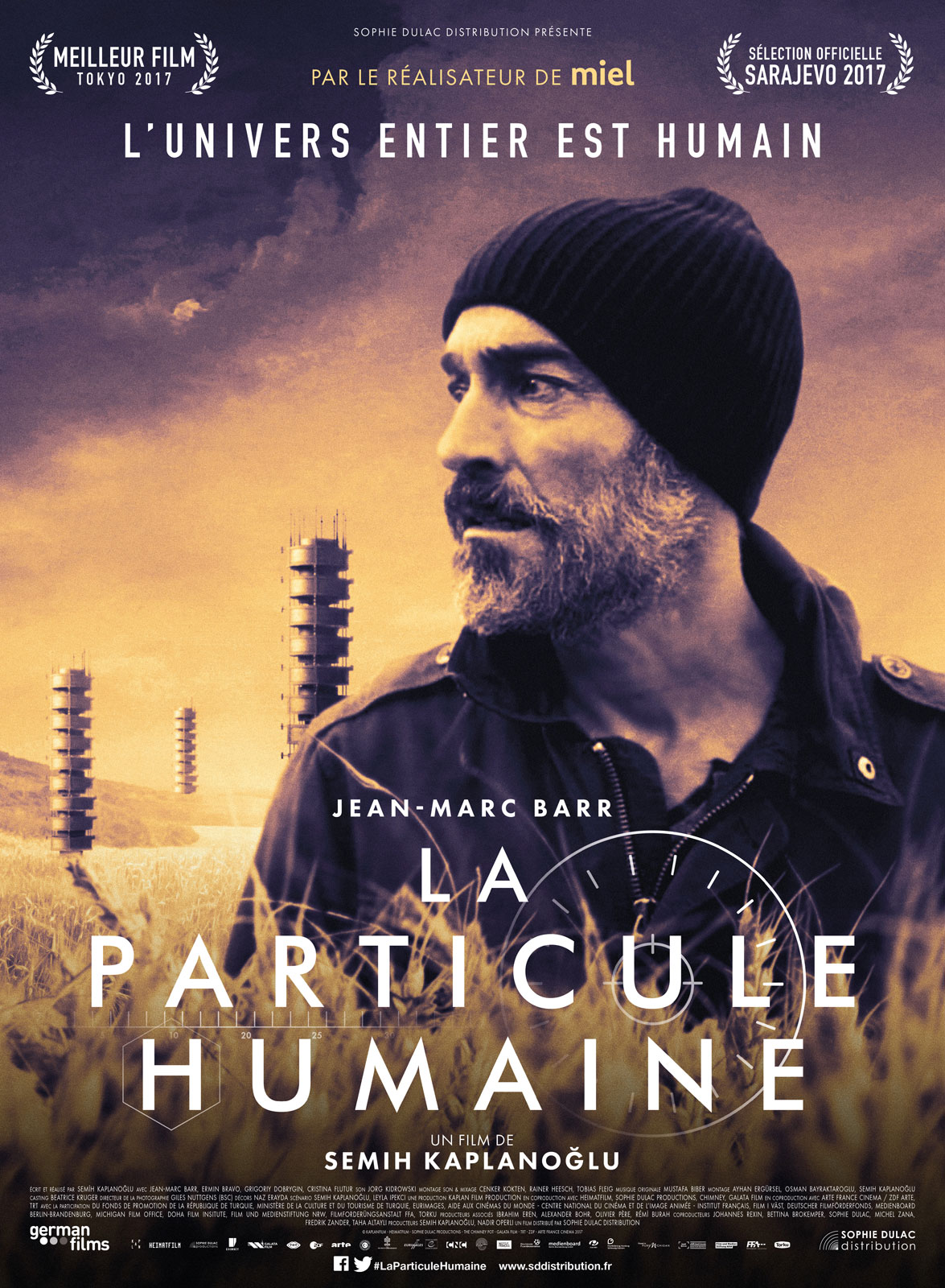 La Particule humaine streaming