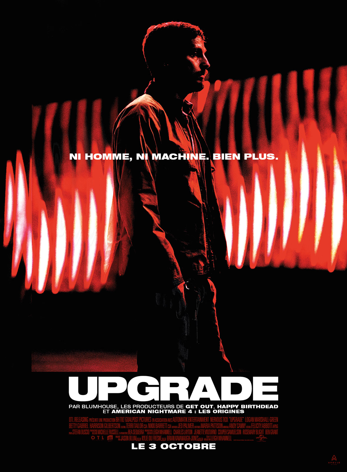 Image du film Upgrade