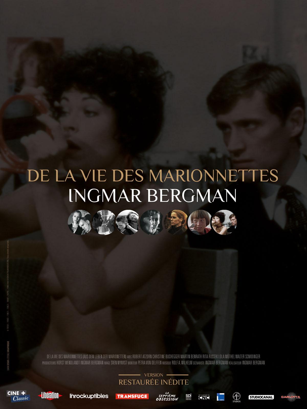 Image du film De la vie des marionnettes