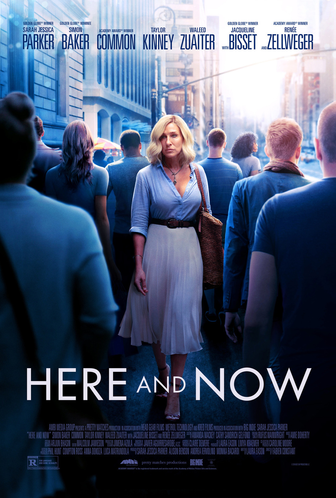 Here And Now - film 2018 - AlloCiné