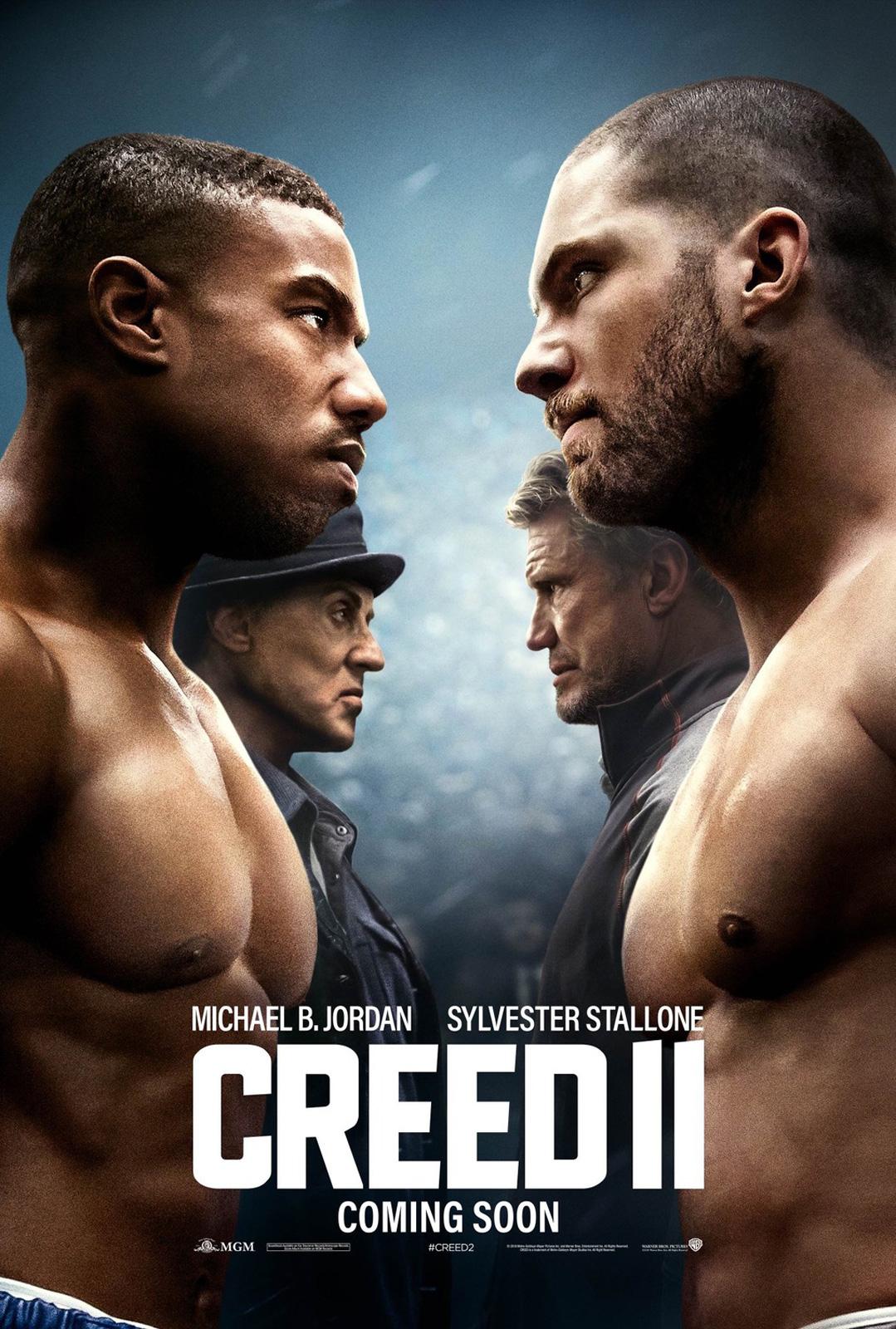 Creed II streaming
