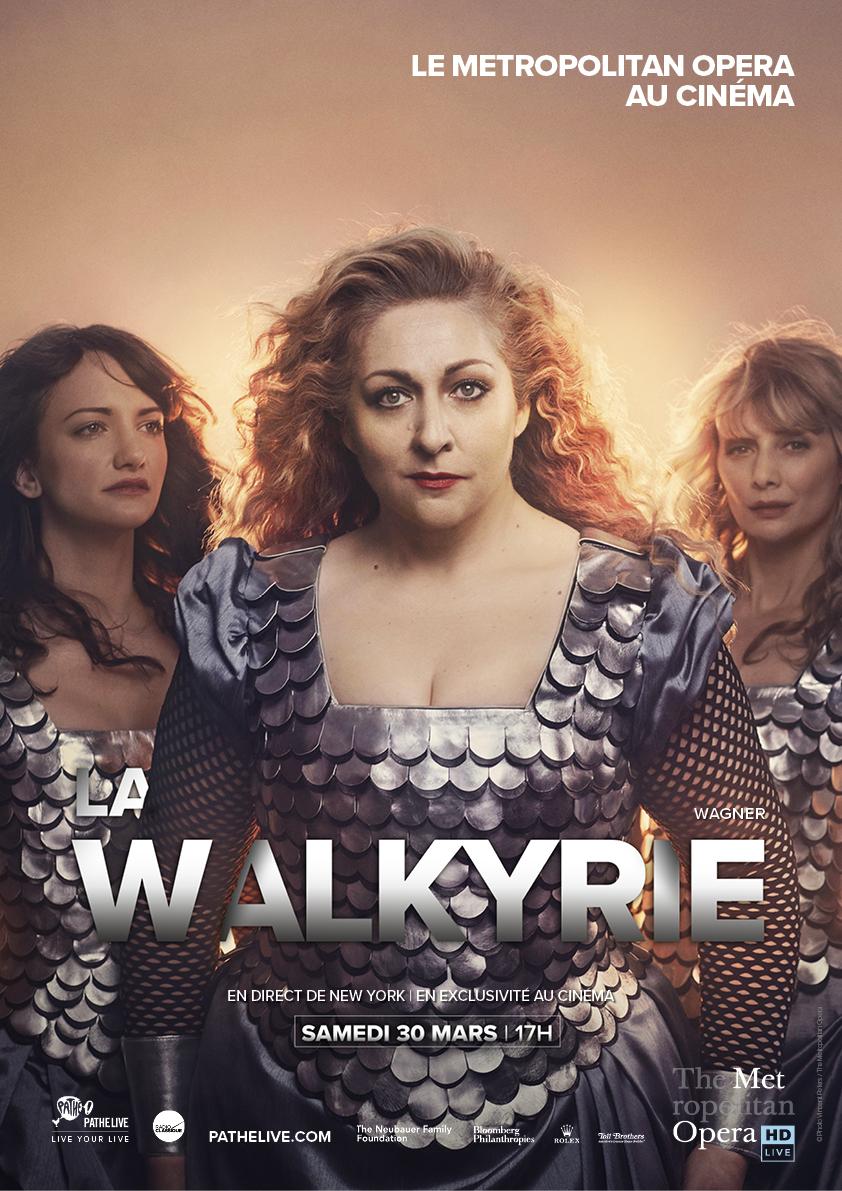 Image du film La Walkyrie (Met - Pathé Live)