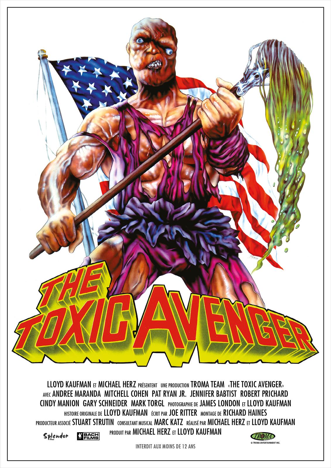 Image du film Toxic Avenger