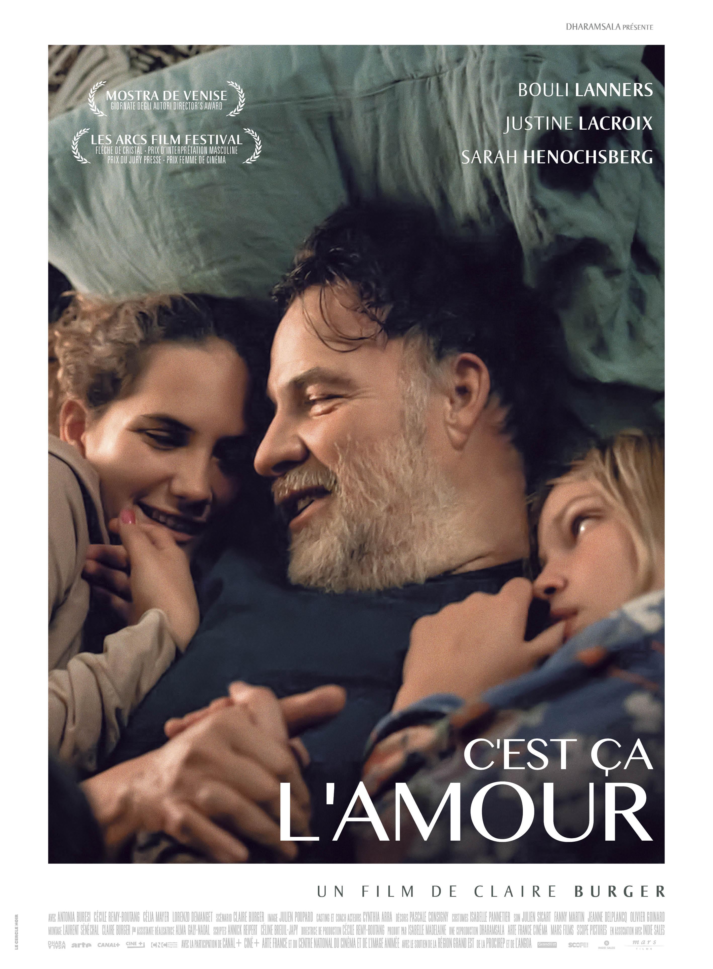 affiche du film : C'est ça l'amour