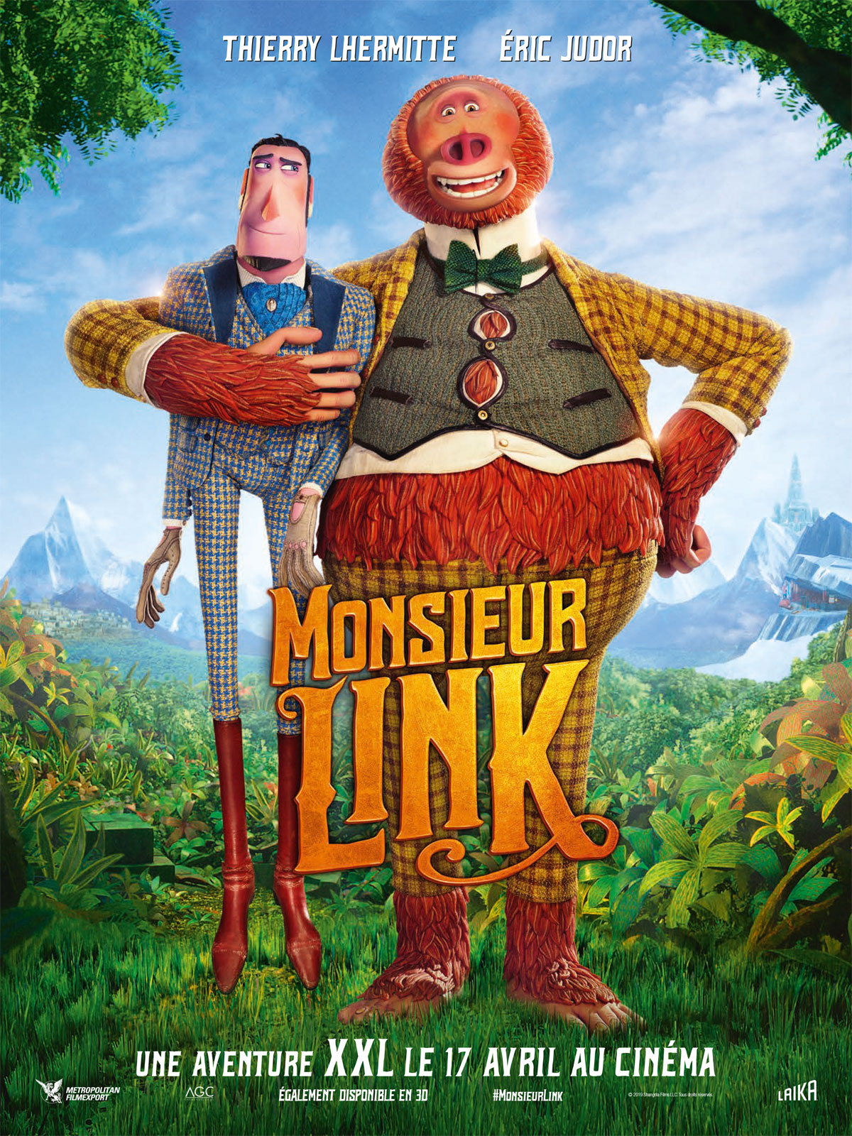 Image du film Monsieur Link