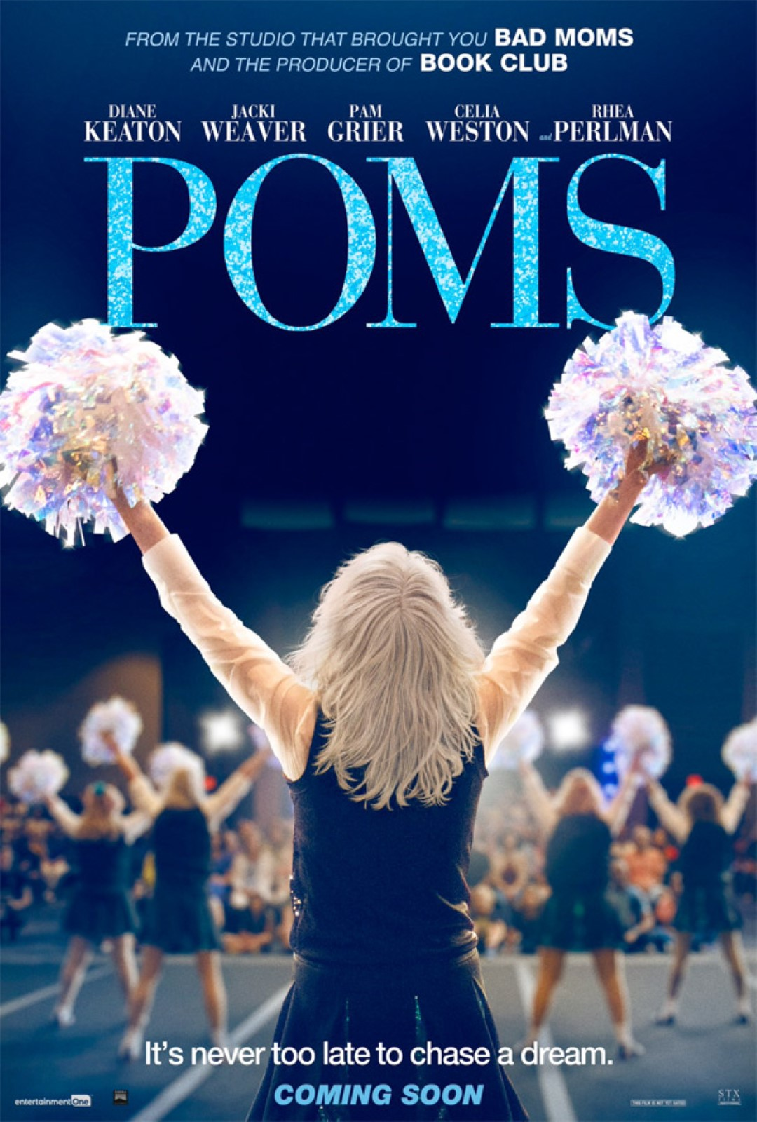 Pom-pom Ladies Français HDRiP