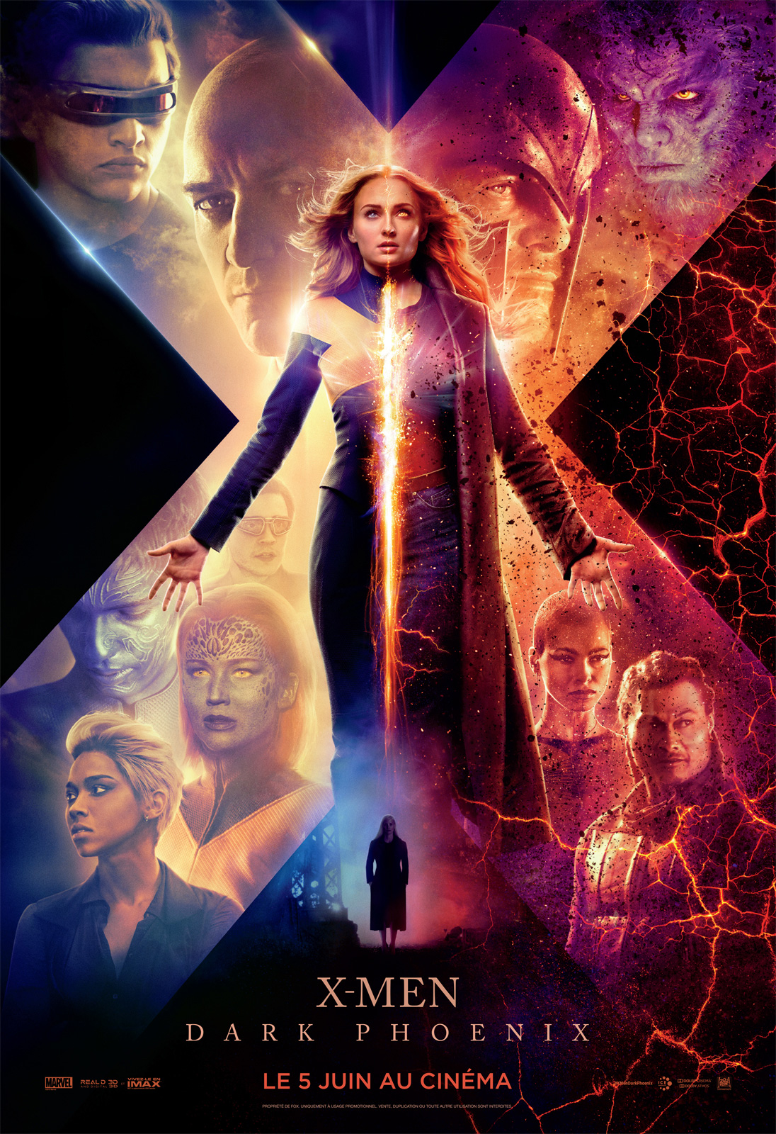 Dark Phoenix streaming