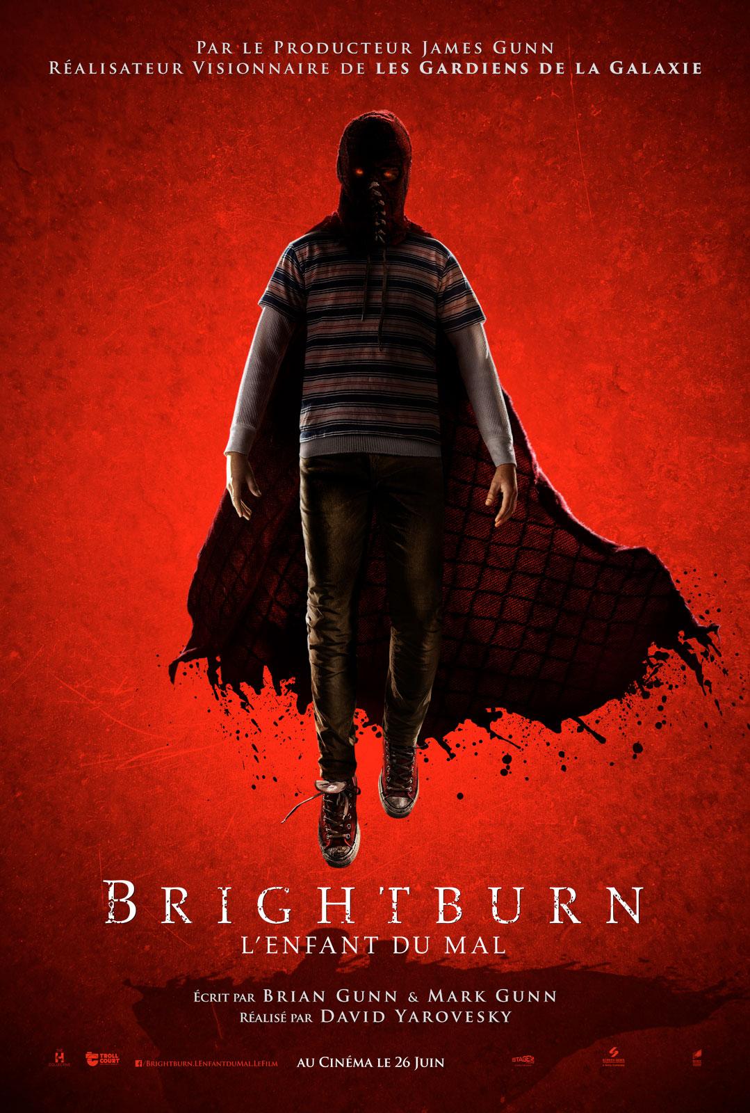 Image du film BrightBurn - L'enfant du mal