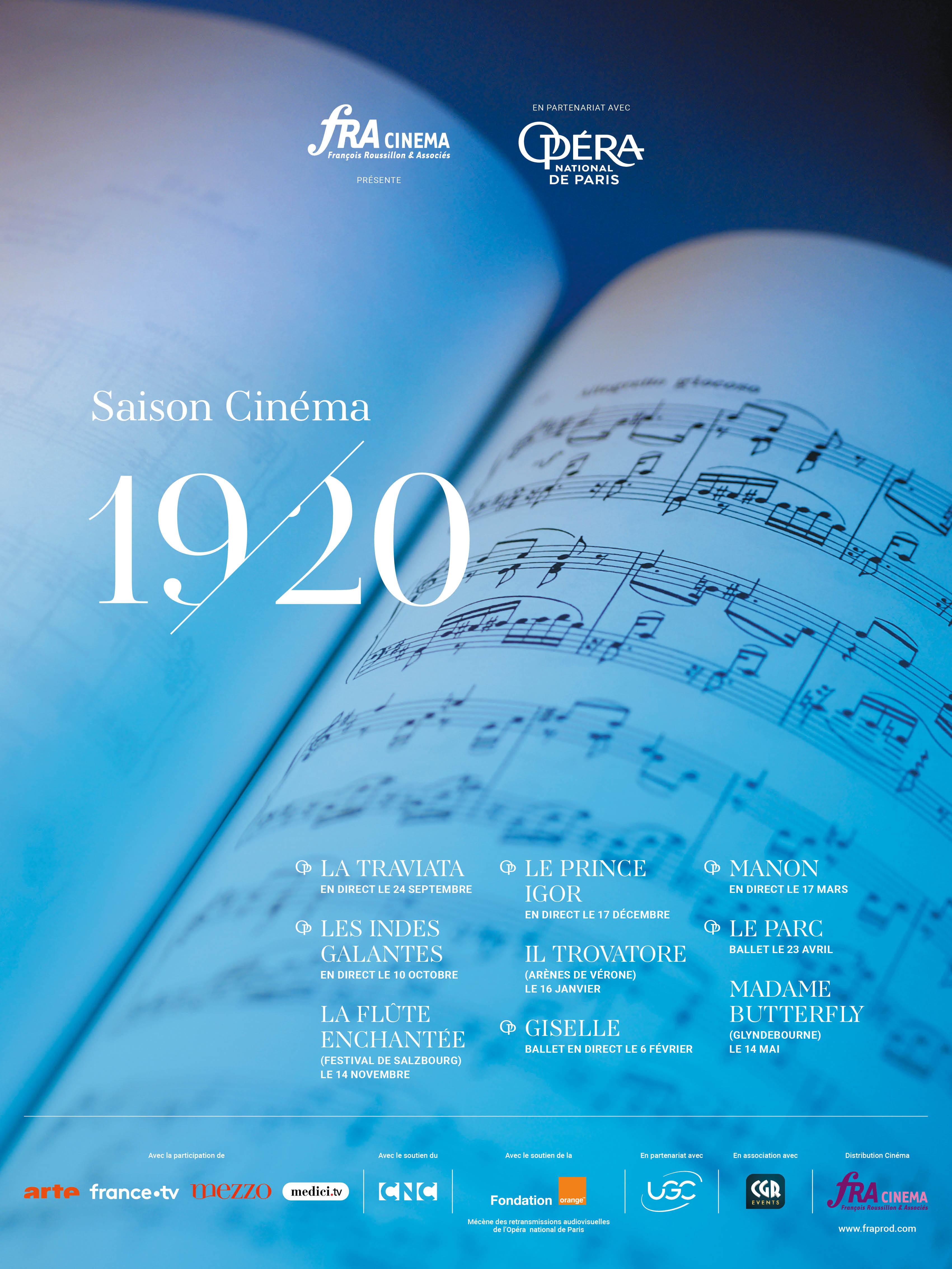 Image du film Il Trovatore (Arènes de Vérone-FRA Cinéma)