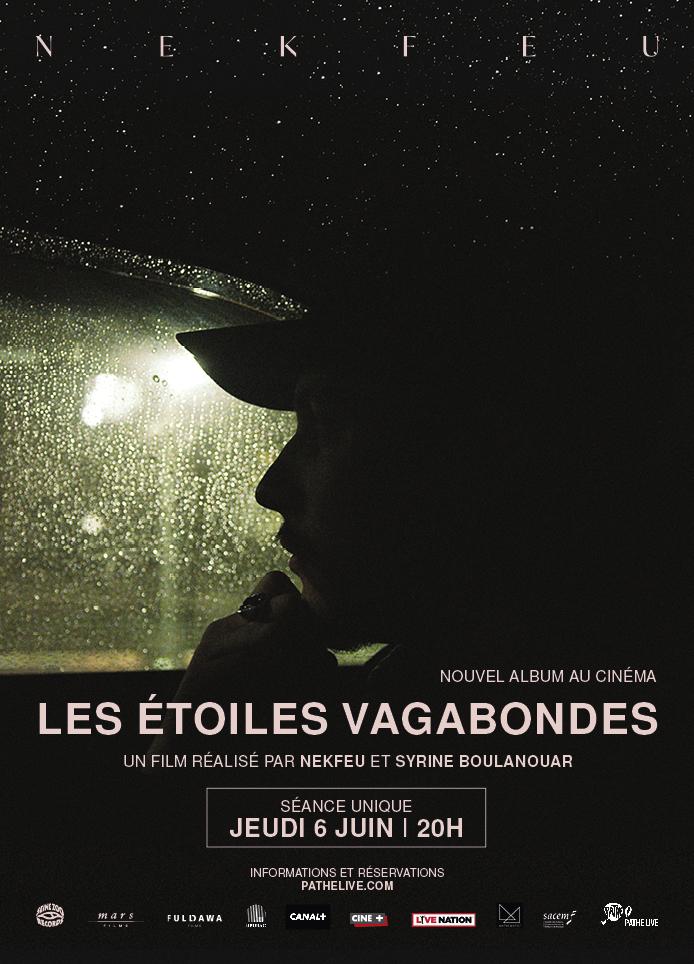 Affiche du film Les Étoiles vagabondes