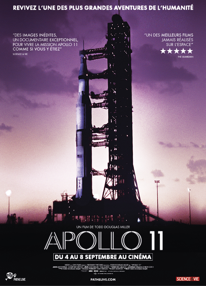 Image du film Apollo 11