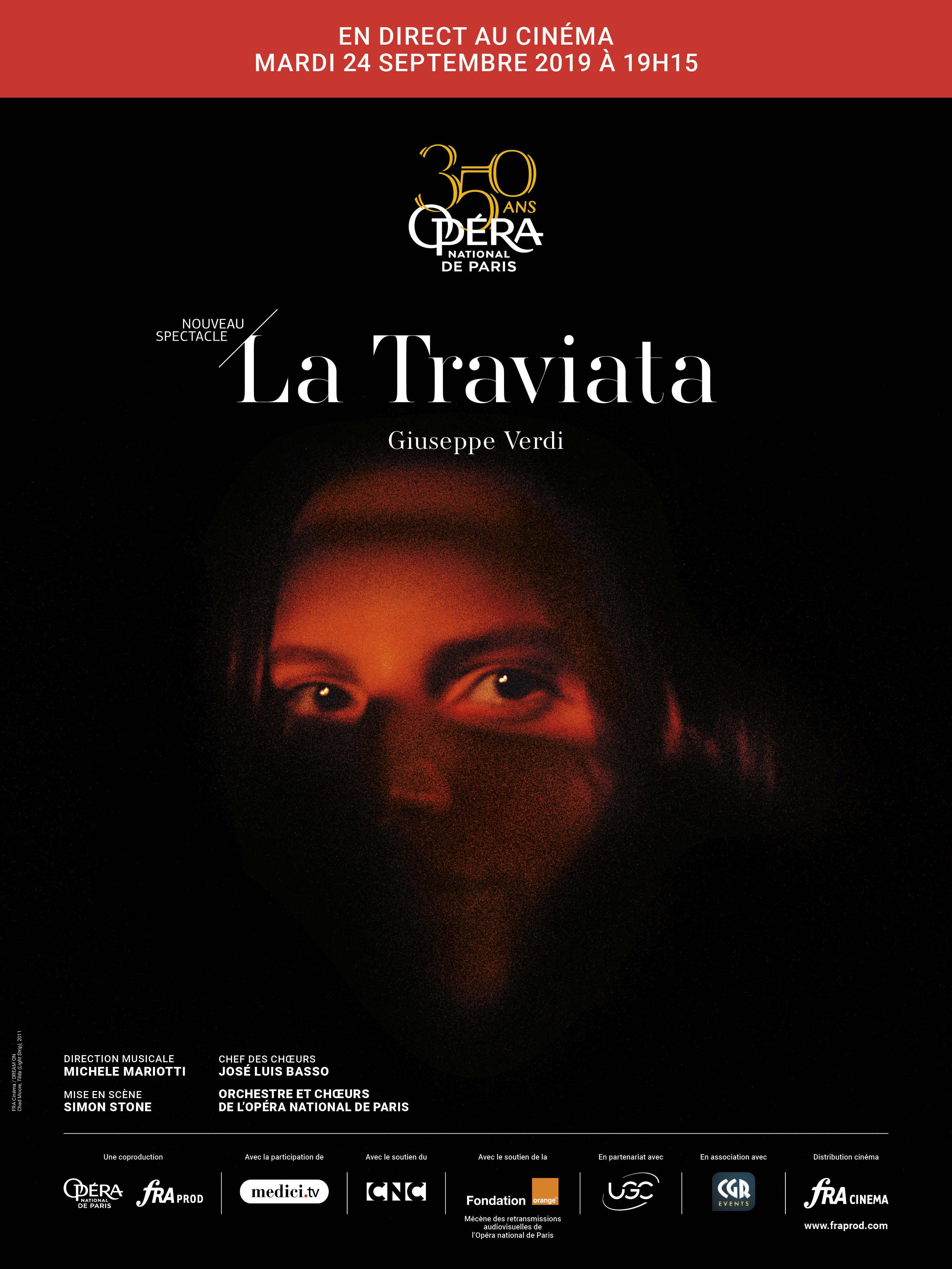 La Traviata (Opéra de Paris-FRA Cinéma)