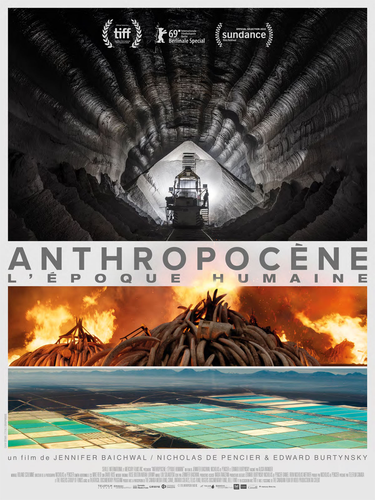 ANTHROPOCENE - L'ERE HUMAINE
