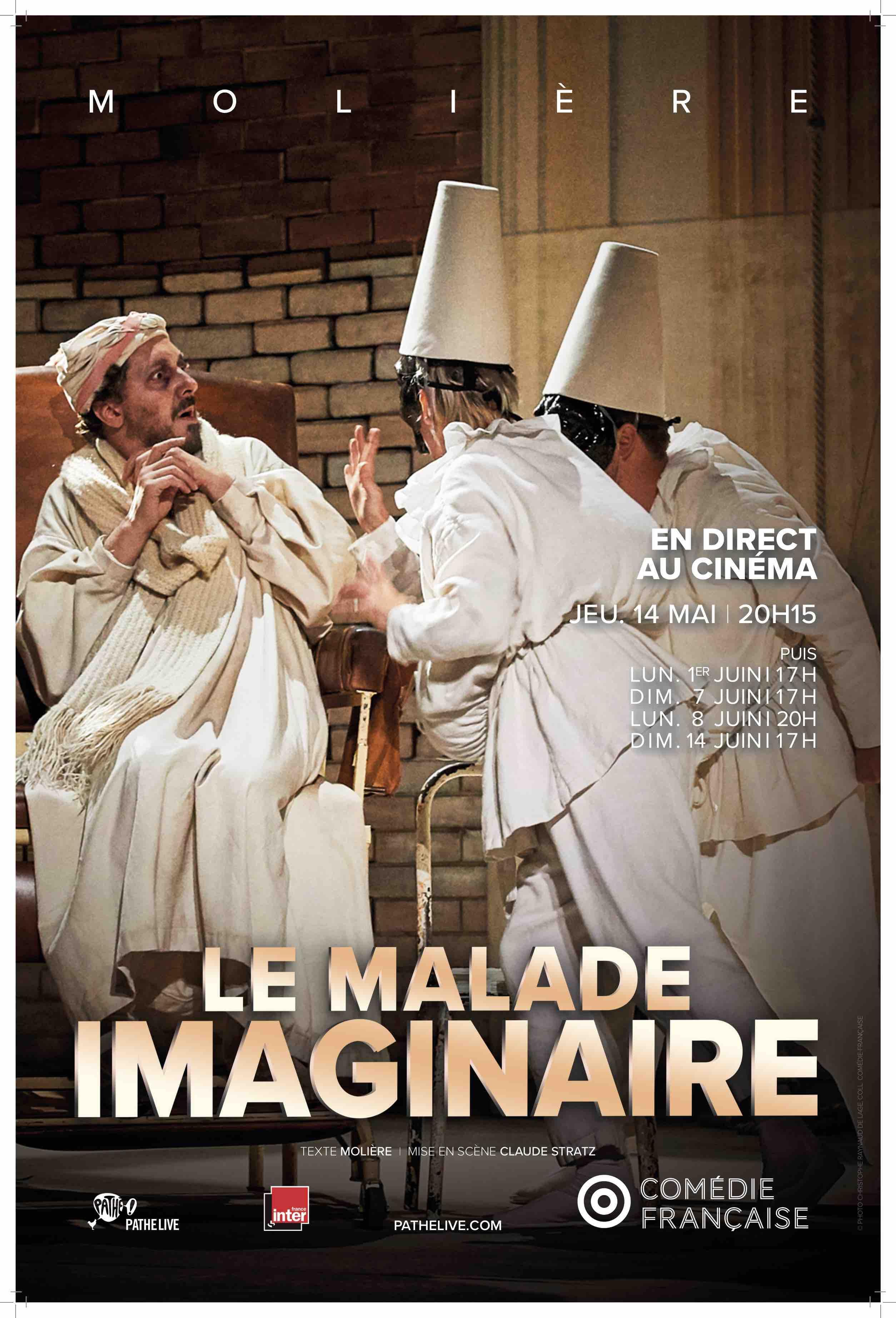 Image du film Le Malade imaginaire (Comédie-Française)