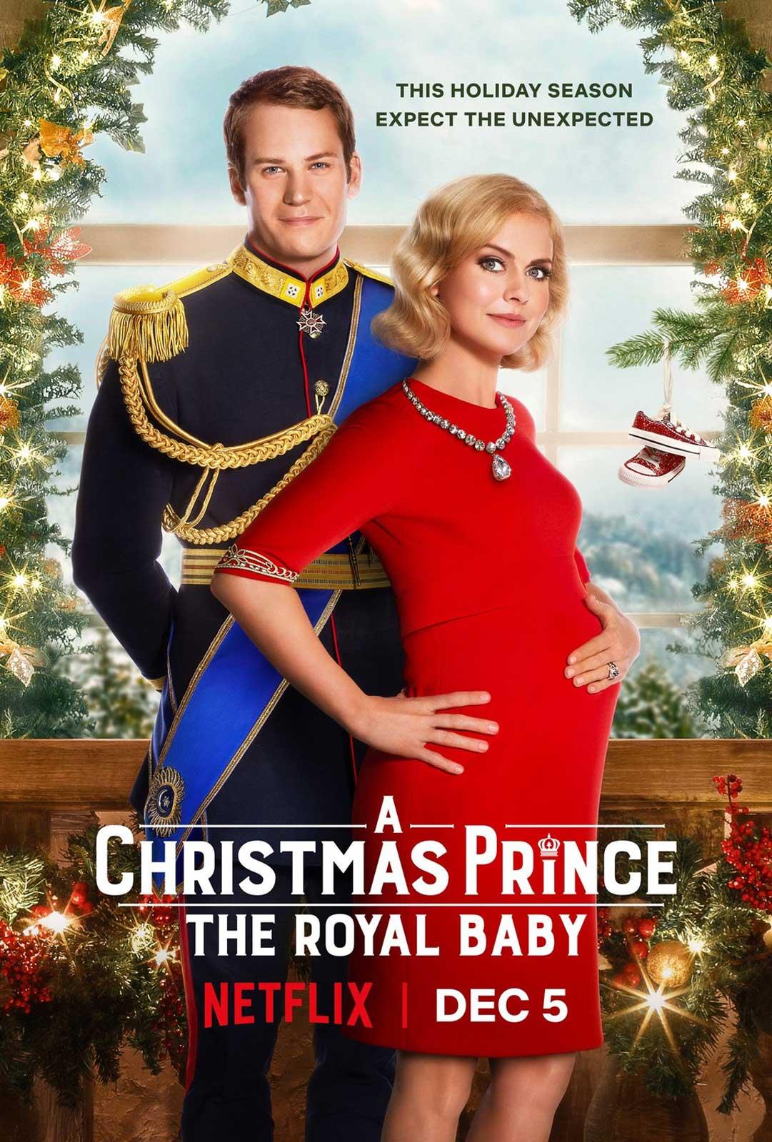 Christmas Prince: The Royal Baby - film