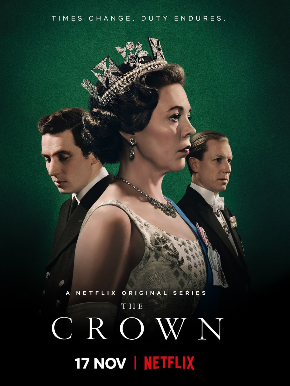 The Crown Serie Stream