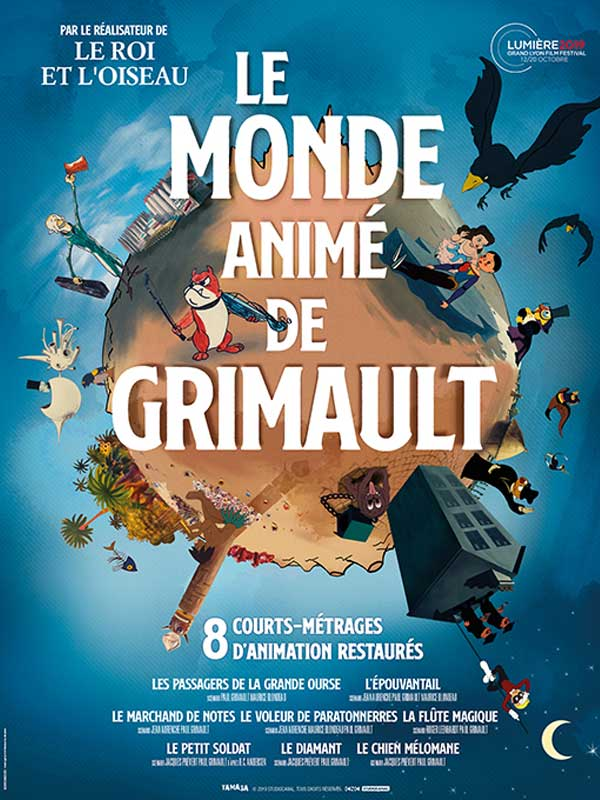 Le Monde animé de Grimault