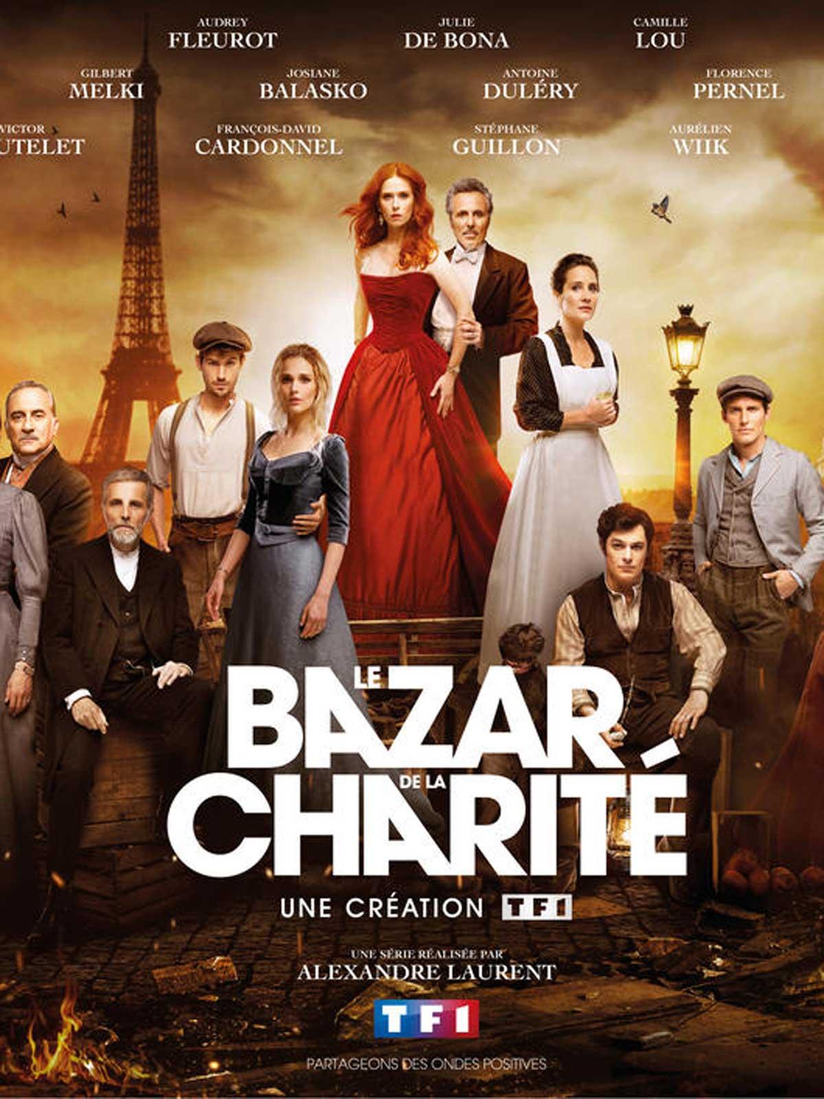 34 - Le Bazar de la charité