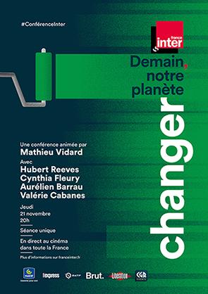 Changer - Conférence France Inter