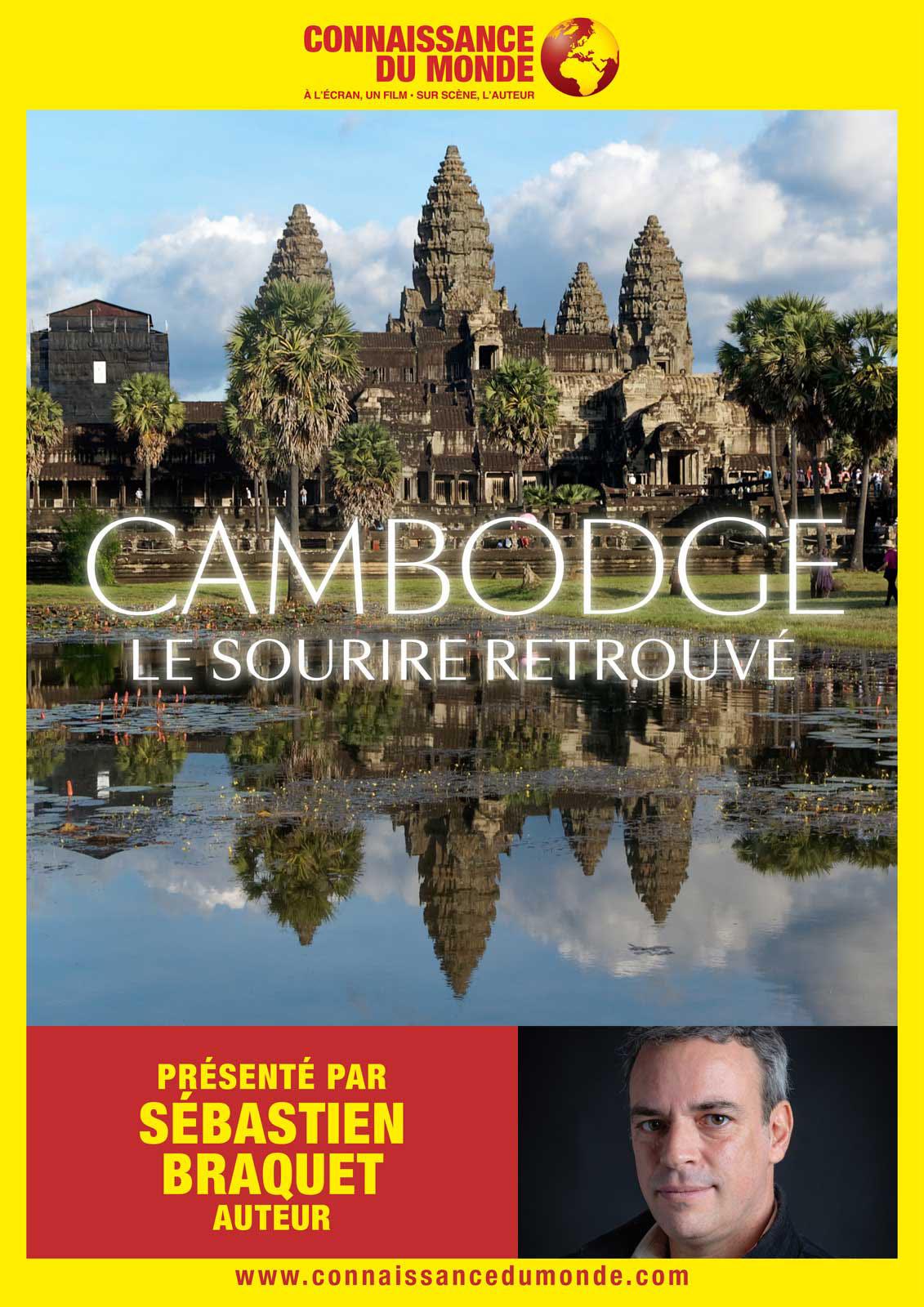 Image du film Cambodge, Le sourire retrouvé