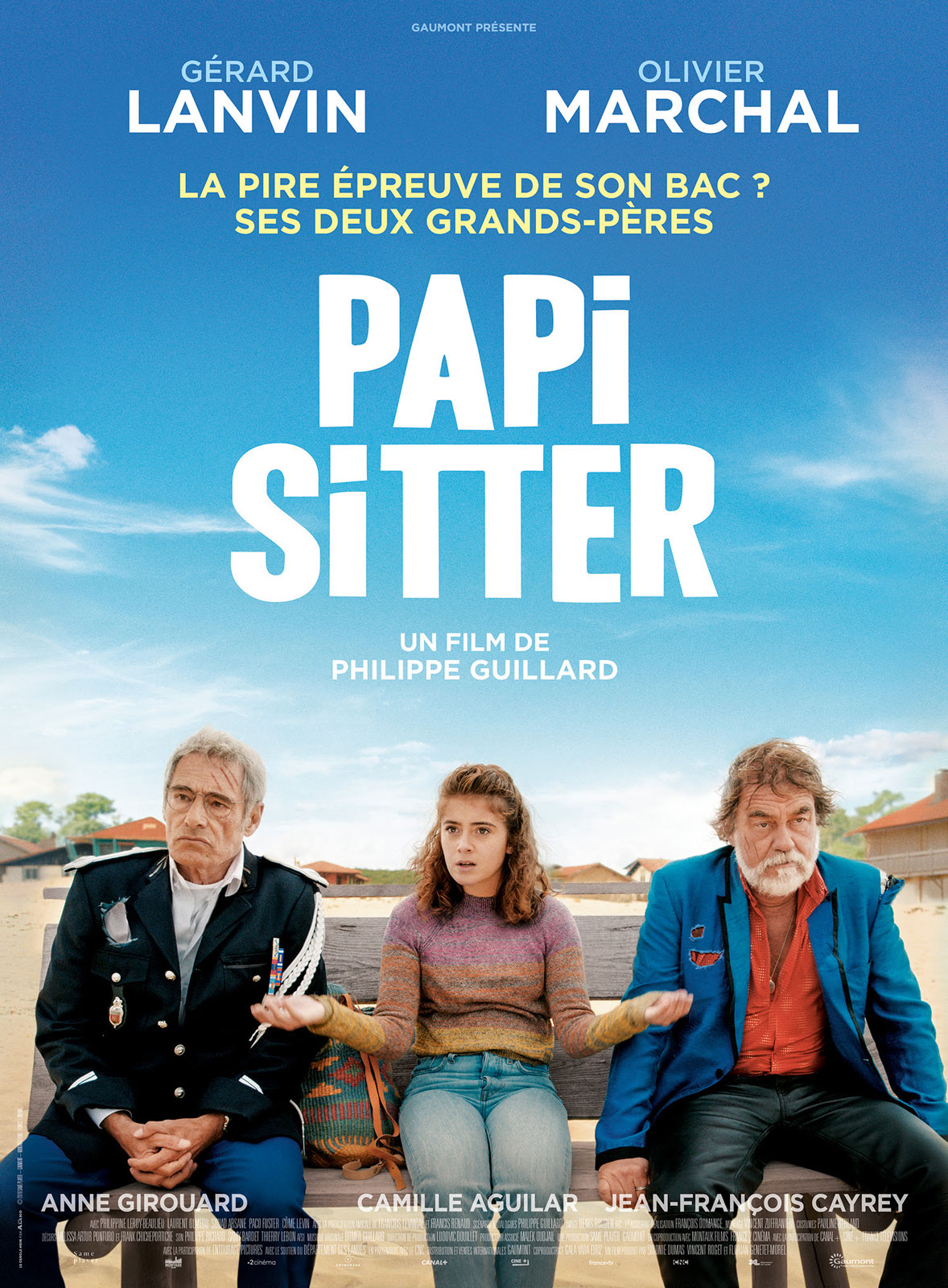 Papi-Sitter streaming