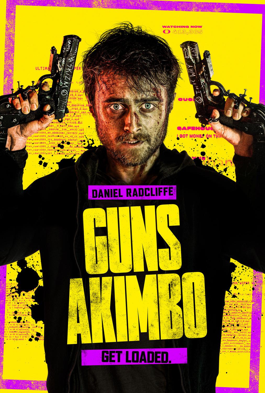 Guns Akimbo streaming