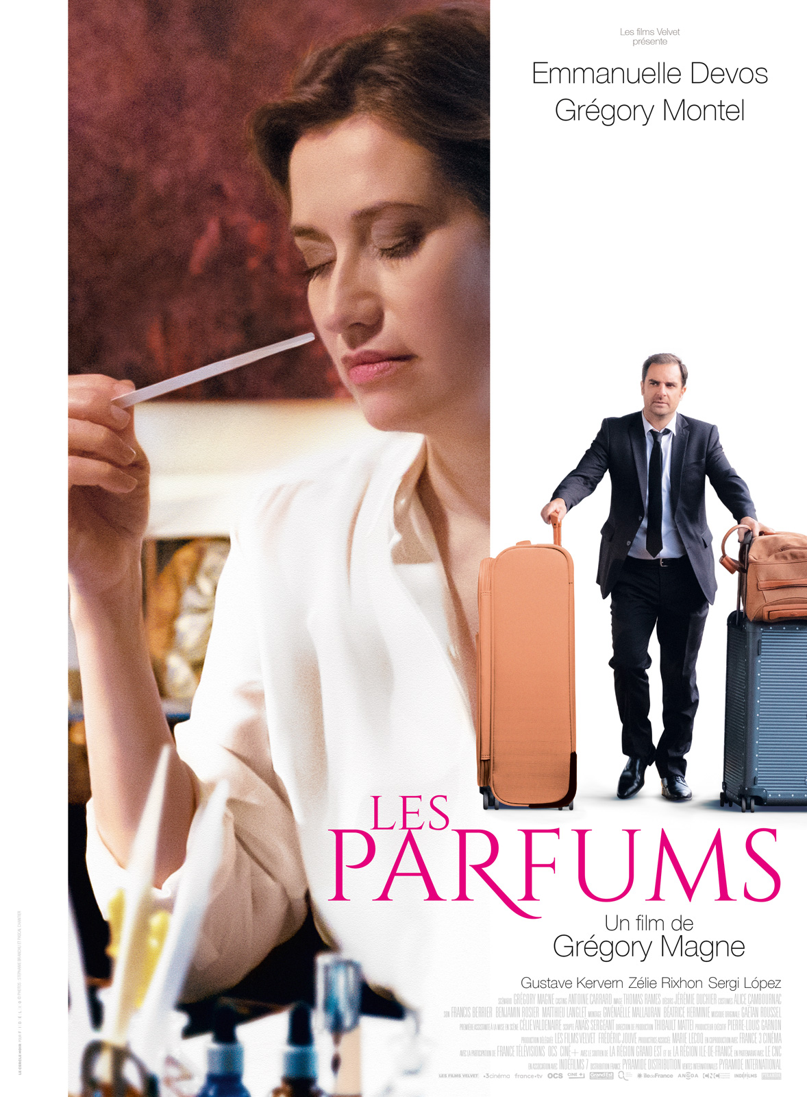 Les Parfums streaming