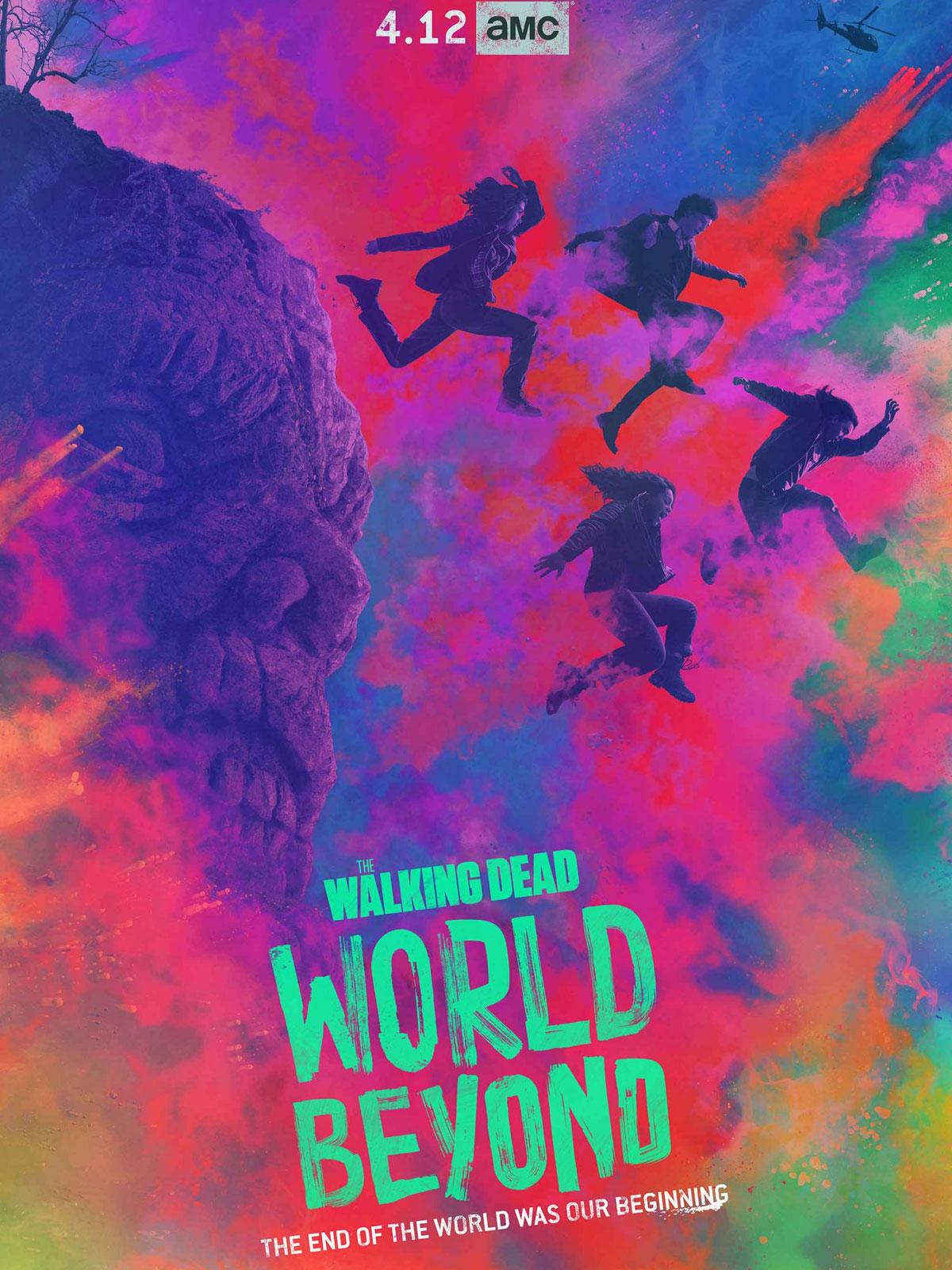 40 - The Walking Dead: World Beyond
