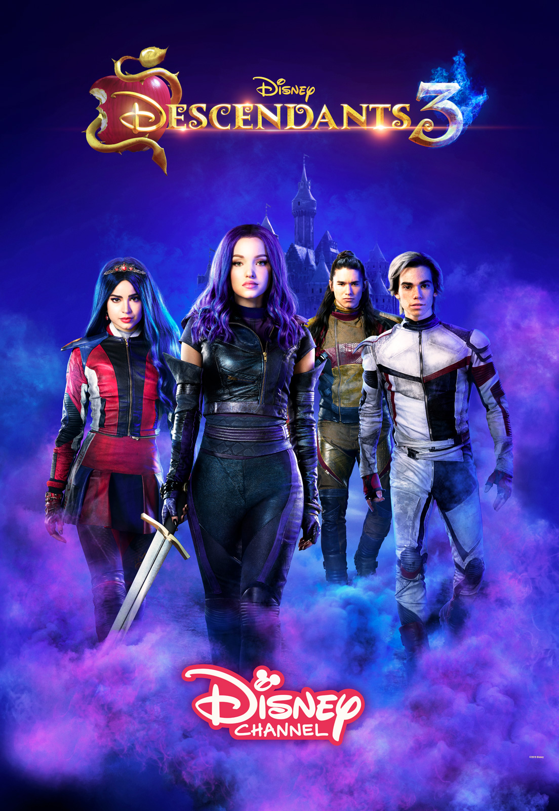 descendants 3 in deutschland