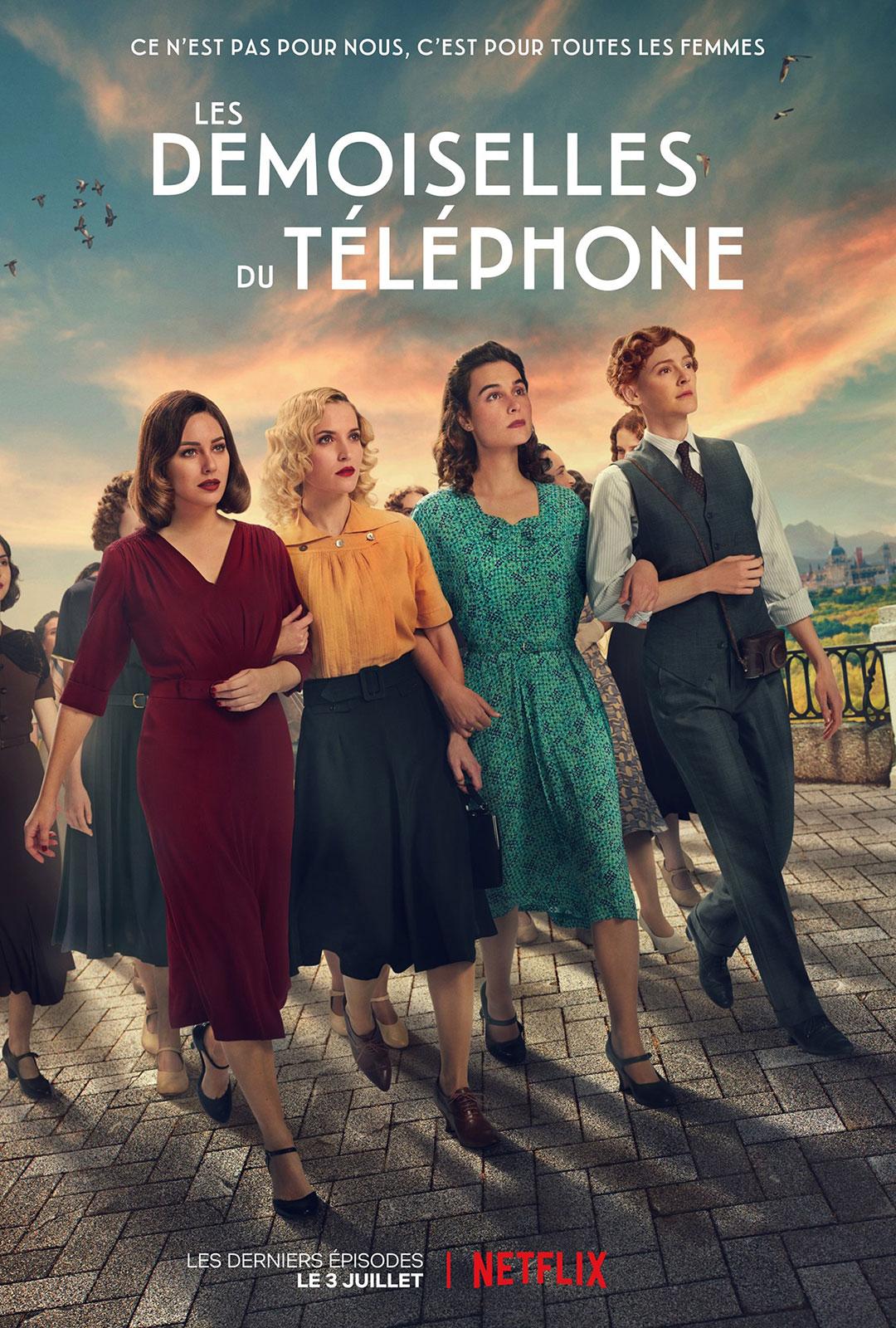 6 - Les demoiselles du téléphone